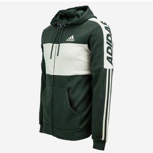 NEW Adidas Full Zip Hoodie